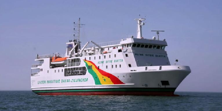 Liaison Maritime Dakar Casamance